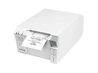 EPSON/エプソン 【キャンセル不可商品】スマートレシートプリンター/ラインサーマル/58mm/PC一体型/ホワイト TM702DT713