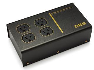 ORB/オーブ TP-4i Gold 電源タップ【金メッキモデル】【パワータップ】 【TP-4iシリーズ】