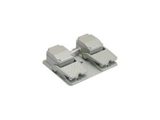 OJIDEN/大阪自動電機 フットスイッチ 産業用防雨形 電気定格6A-250VAC OFL-TW-SM2