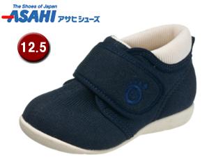 ASAHI/アサヒシューズ 【納期未定】KC25532-1 アサヒ健康くん B01-JP 【12.5cm・2E】 (ネイビー)