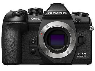 【お得なセットもあります】 OLYMPUS/オリンパス OM-D E-M1 Mark III ボディー ミラーレス一眼カメラ 【20,000円分UCギフトカードプレゼント対象商品!5.12(火)迄】
