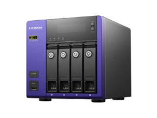 I・O DATA アイ・オー・データ Core i3搭載 Windows Storage Server 2016採用法人向けNAS 8TB HDL-Z4WP8IX