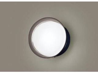 Panasonic/パナソニック LGWC80332LE1 LEDポーチライト オフブラック【昼白色】【明るさセンサ付】【壁直付型】