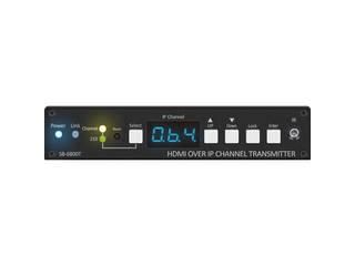 ジャパンマテリアル IP伝送HDMI送信器 SB-6800T