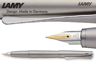 LAMY/ラミー 【studio/ステュディオ】パラジュームコート FP (EF) L68-EF