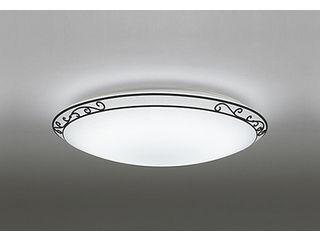 ODELIC/オーデリック OL251454BC LEDシーリングライト 黒色モール・ゴム飾付【~8畳】【Bluetooth 調光・調色】※リモコン別売