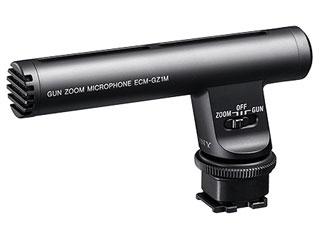 SONY ソニー ECM-GZ1M ガンズームマイクロホン