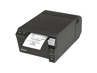 EPSON/エプソン 【キャンセル不可商品】スマートレシートプリンター/ラインサーマル/80mm/PC一体型/ブラック TM702DT704