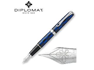 DIPLOMAT/ディプロマット 【Excellence A/エクセレンスエー】ローマ ブラックブルー FP (M)