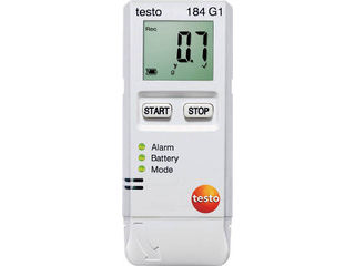 testo/テストー 温度・湿度・衝撃用データロガ TESTO184G1