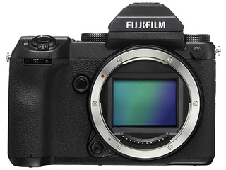 【納期にお時間がかかる場合があります】 FUJIFILM/フジフイルム F GFX 50S 中判ミラーレスデジタルカメラ FUJIFILM GFX 50S ボディ