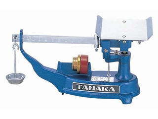 TANAKA/田中衡機工業所 上皿桿秤 並皿 1kg/TPB-1