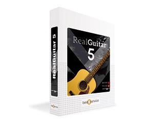 MUSIC LAB MLRG5 REAL GUITAR 5(リアル・ギター 5) / BOX 40980