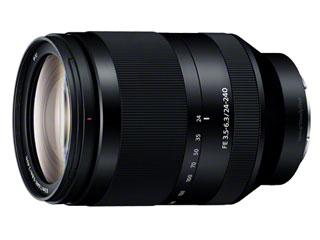 SONY/ソニー 【納期未定】FE 24-240mm F3.5-6.3 OSS Eマウント交換レンズ SEL24240