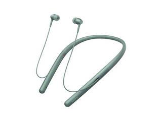 SONY/ソニー ワイヤレスステレオヘッドセット ホライズングリーン(ネックバンドスタイル) WI-H700(G)