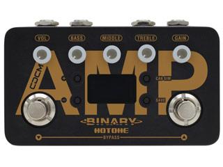 HOTONE/ホットーン BINARY AMP(バイナリーアンプ) CDCM Dual DSP アンプ・シミュレーター