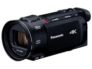 Panasonic/パナソニック HC-WZXF1M-K(ブラック) デジタル4Kビデオカメラ 【ワイプ撮り/内蔵メモリー64GB/光学24倍ズーム/レンズ広角4K 25mm(35mm換算)】 【ビデオカメラ】