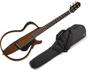 YAMAHA/ヤマハ サイレントギター SLG200S ナチュラル(NT) 【専用ソフトケース付】