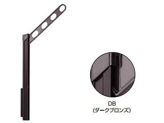 KAWAGUCHI/川口技研 GP-45-DB 腰壁用ホスクリーン 上下式 ローコストタイプ (ダークブラウン)