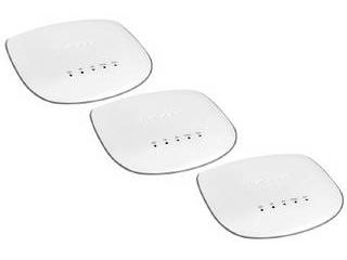 NETGAER/ネットギア・インターナショナル WAC505 802.11ac(2x2)スマホ・タブレットで簡単管理AP 3台セット WAC505B03-10000S