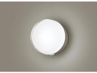 Panasonic/パナソニック LGWC80336LE1 LEDポーチライト シルバーメタリック【昼白色】【明るさセンサ付】【壁直付型】