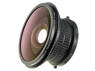 raynox/レイノックス HDP-2800ES 高品位フィッシュアイ(対角魚眼) コンバージョンレンズ 0.28倍