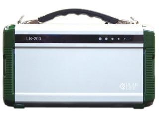 PIF/ピーアイエフ LB-200 ポータブル蓄電池 【DEAR LIFE】