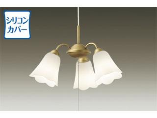 DAIKO/大光電機 DXL-81269 LEDシャンデリア (ゴールドアンティーク色塗装)【~4.5畳】※ランプ付