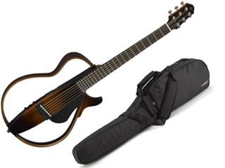 YAMAHA/ヤマハ サイレントギター SLG200S タバコブラウンサンバースト(TBS) 【専用ソフトケース付】