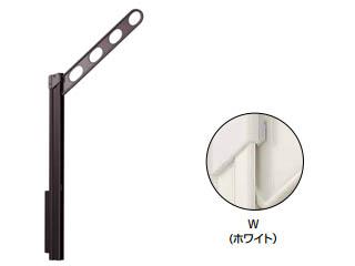 KAWAGUCHI/川口技研 GP-45-W 腰壁用ホスクリーン 上下式 ローコストタイプ (ホワイト)