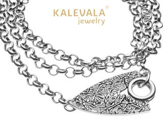 KALEVALA jewelry/カレワラジュエリー Live Hard Live Your Dreams メンズブレスレット■Dudesons/デュードソンズ+KALEVALA■ 256911060