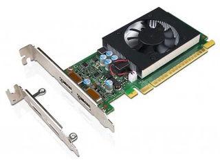 Lenovo/レノボ 【納期4月上旬】Lenovo GeForce GT 730 グラフィックスカード(DisplayPortポート2個搭載) 4X60M97031