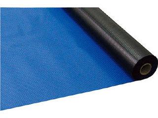 NICHIDAI/日大工業 【代引不可】ワニ印 塩ビマット ダイヤマット ブルー 1.5mm厚×915mm×20m巻 003022