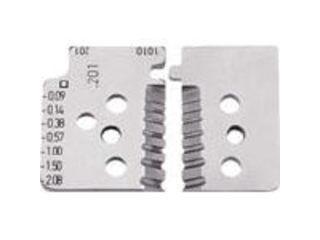 KNIPEX/クニペックス 精密ワイヤーストリッパー 1219-02用替刃 1219-02