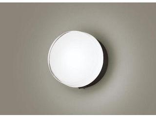 Panasonic/パナソニック LGWC80337LE1 LEDポーチライト オフブラック【昼白色】【明るさセンサ付】【壁直付型】
