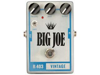 Big Joe/ビッグジョー R-403 【BIG JOEエフェクター】 VINTAGE オーバードライブ/ディストーション 【BJEFF】