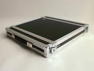 【納期にお時間がかかります】 ARMOR/アルモア 1U-D360(ブラック) RACK CASE(ラックケース)