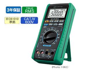 KYORITSU/共立電気計器 キューマルチメータ 1062 デジタルマルチメータ(プロフェッショナルモデル)