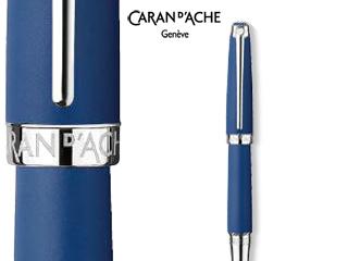 CARAN dACHE/カランダッシュ 【Leman/レマン】マット ブルー ナイト メカニカルペンシル 4769-449