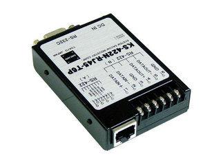システムサコム RS-232C(-)RS-422小型全2重変換器 ACアダプタタイプ KS-422N-RJ45-T6P 納期にお時間がかかる場合があります