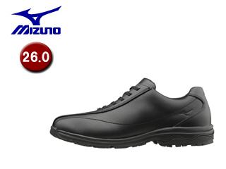 mizuno/ミズノ B1GC1619-09 LD40IV R ウォーキングシューズ メンズ 【26.0】 (ブラック)