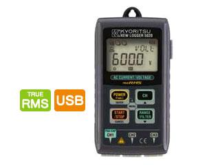 KYORITSU/共立電気計器 キューロガー 5020 データロガー【電流/電圧用】