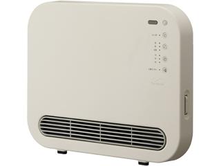 DOSHISHA/ドウシシャ UHCK-1121J(WH)セラミックヒーター「Kamome Heater」ホワイト リモコン付き