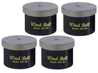 Wind Bell/ウインドベル AVC-50 インシュレーター(4個1組)