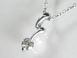 SIN ハート&キューピットダイヤペンダント 【18金ホワイトゴールド】【天然ダイヤ使用】【JS4053K18WG】 【納期に3~4週間かかるため、単品での購入でお願い致します。】【SINDYP】