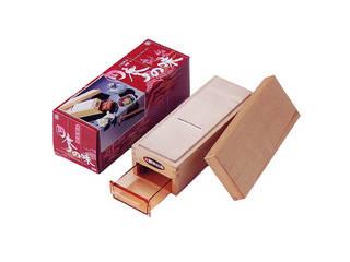 OYANAGI 小柳産業 最安値に挑戦 納期 春の新作 8月末 木製 M型 かつ箱 0103 中