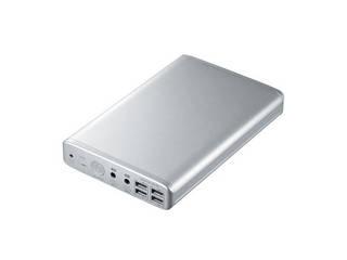 サンワサプライ 【PSE取得済み】ノートパソコン用モバイルバッテリー BTL-RDC12N
