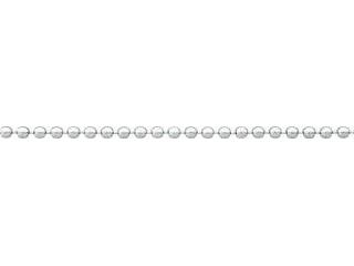 BB1050 真ちゅうクロームボールチェイン NISSA/ニッサチェイン 5.0mm×30m