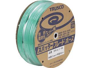 TRUSCO/トラスコ中山 スパッタブレードチューブ 11X16mm 50m ドラム巻 SPB-11-50