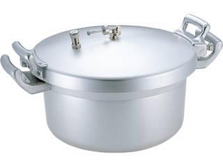 ホクアアルミ業務用圧力鍋21L